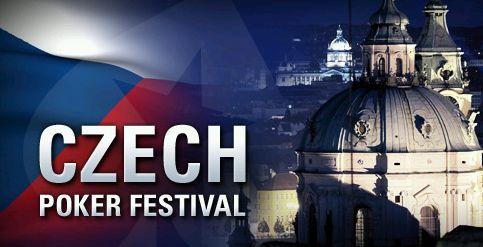 Čekijos pokerio festivalis startuos lapkritį