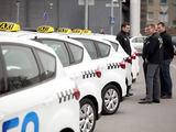 Vilniaus sav. nuotr./Vilniaus savivaldybės taksi piktina kitus taksistus