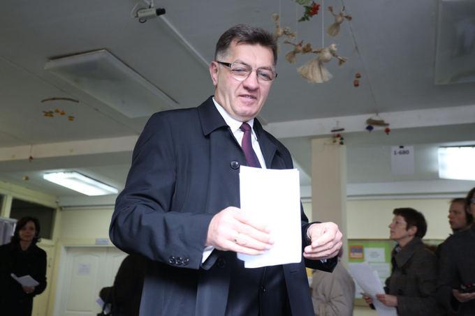 Andriaus Ufarto/BFL nuotr./Algirdas Butekevičius of the Social Democratic Party