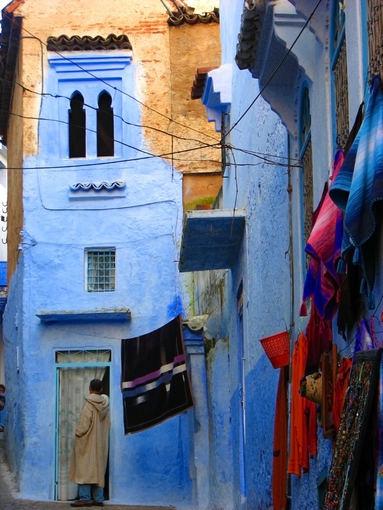 T.Elice nuotr./Mėlyna gatvė