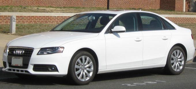 Wikipedia.org nuotr./Audi A4