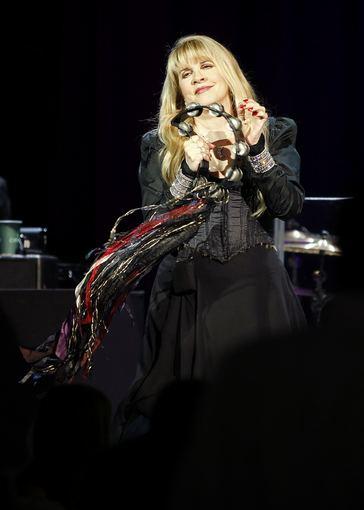 """""""Scanpix"""" nuotr./Dainininkė Stevie Nicks"""
