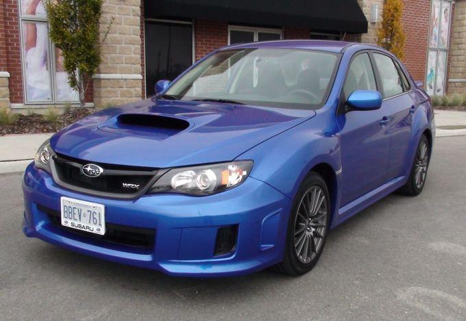 Wikipedia.org nuotr./Subaru Impreza WRX