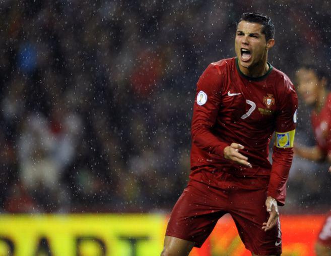 Reuters/Scanpix nuotr./Christiano Ronaldo