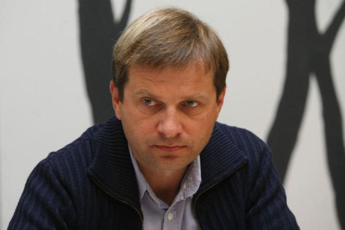 Juliaus Kalinsko/15min.lt nuotr./LASF Žiedinių varžybų komiteto pirmininkas Darius Grinbergas