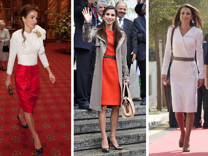 Scanpix nuotr./Jordanijos karalienė Rania