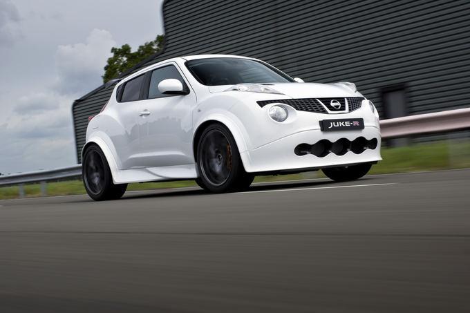 Gamintojo nuotr./Nissan Juke-R