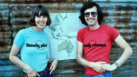 Lonely Planet nuotr. /Maureen ir Tony jaunystėje