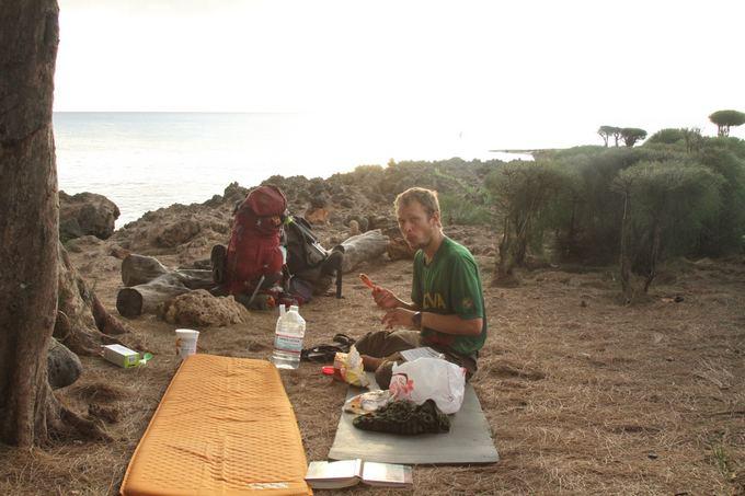 Karolio ir Evelinos nuotr./Atradę savo ramų kampelį prie vandenyno