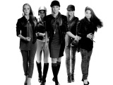 """Asmeninio archyvo nuotr./Merginų grupė """"Roxy Five"""""""