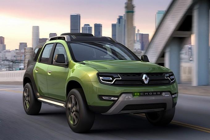 Renault DCross koncepcija