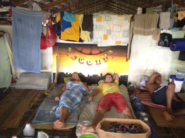 Lietuvio vieta Panamos kalėjime