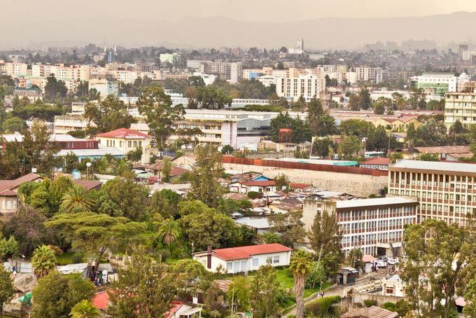 Fotolia nuotr./Adis Abeba (Etiopija)