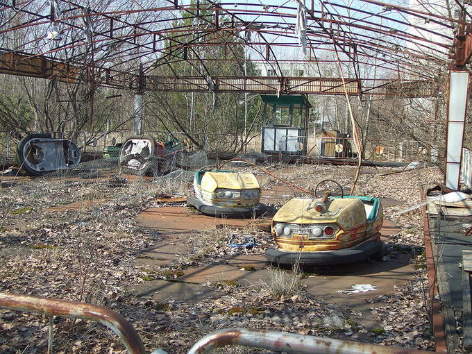 wikimedia.org nuotr./Černobylio atrakcionų parkas