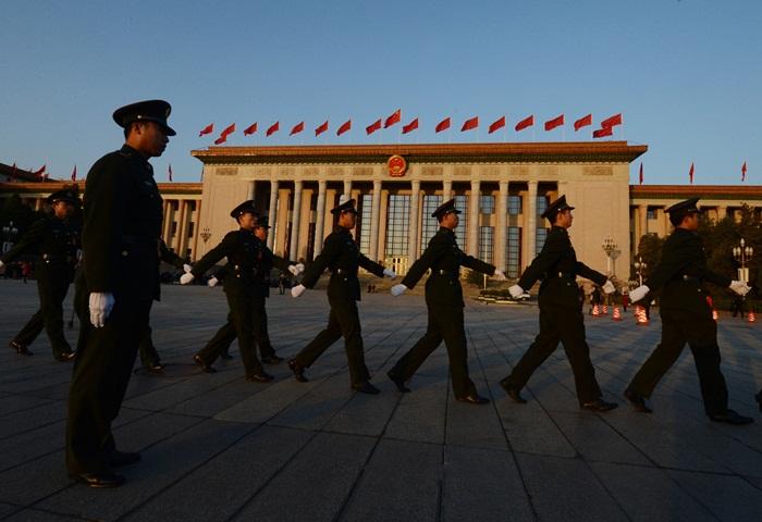 Kinijoje prasidejo Komunistų partijos suvažiavimas.