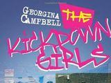 "Amazon.com nuotr./Knygos ""The Kickdown Girls"" viršelis"