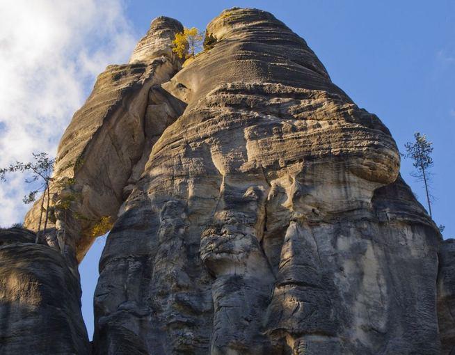 Fotolia nuotr./Adrspach. Kalnai įsimylėjėliai