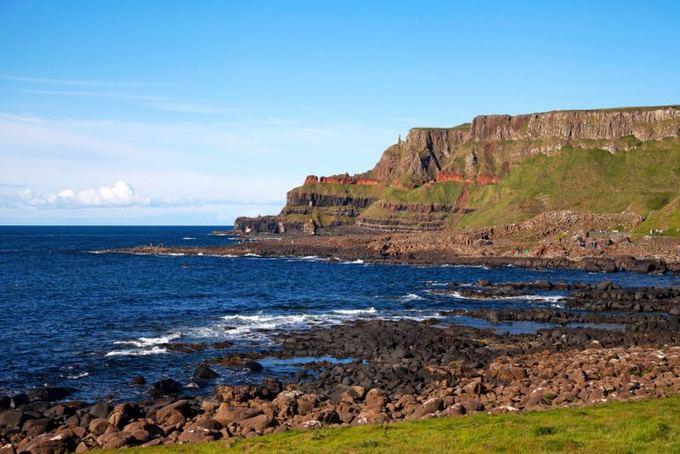 Shutterstock nuotr./Milžinų kelias Airijoje