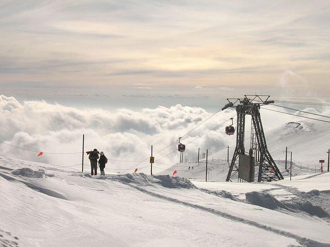 Wikimedia.org nuotr./Točalis. 10 ailčiausių pasaulio kalnų slidinėjim
