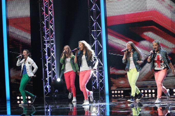 TV3 nuotr./Merginų grupė Roxy 5