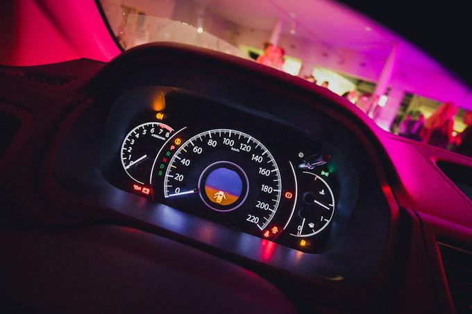 Nippon Auto nuotr./Honda CR-V pristatymas Nippon Auto salone
