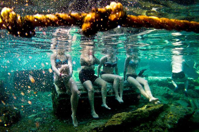 B. Tilmantaitės nuotr./Kleopatros baseine