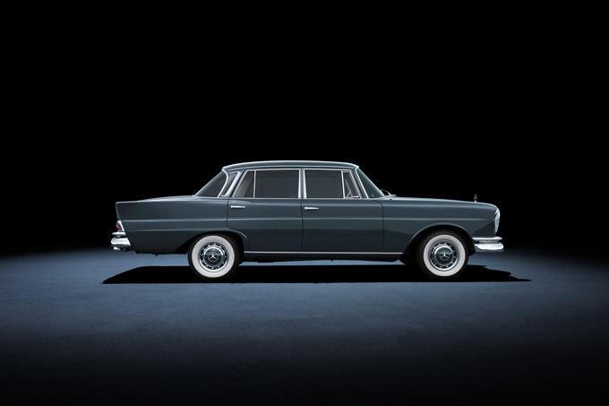 Gamintojo nuotr./S klasės Mercedes-Benz