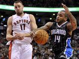 """""""Reuters""""/""""Scanpix"""" nuotr./""""Toronto Raptors"""" NBA čempionate įveikė """"Orlando Magic"""" ir iškovojo NBA čempionate trečiąją pergalę"""