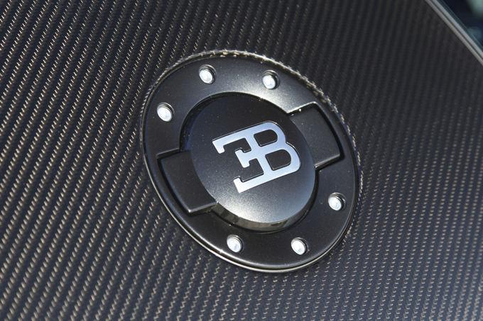 Gamintojo nuotr./Bugatti