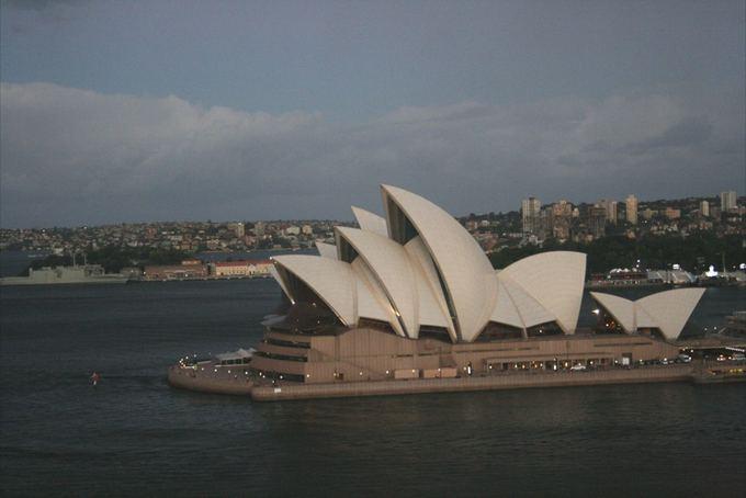 Asm. archyvo nuotr./Sidnėjaus Opera