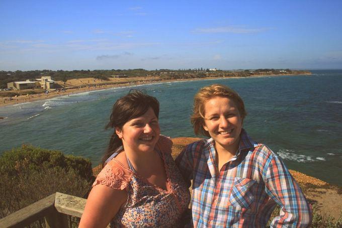Asm. archyvo nuotr./Austė ir Marija Australijoje