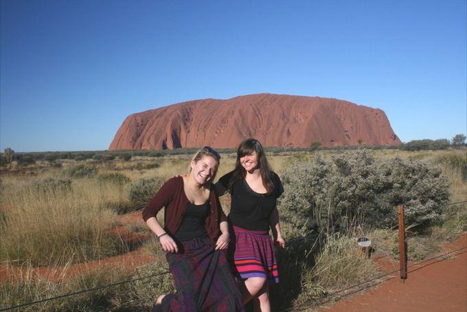 Asm. archyvo nuotr./Uluru