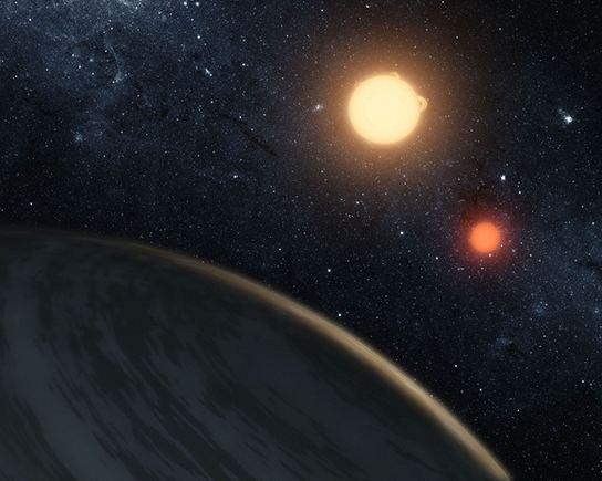 Gyvybės apie mirštančias planetas nėra