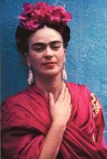 Meksikos dailininkė Frida Kahlo