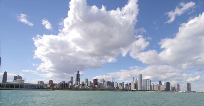 Evelinos ir Karolio nuotr./Čikagos dangoraižiai