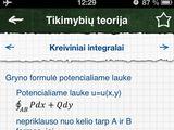 """SEVEN Code"" nuotr./Mobilioji aplikacija ""Matematika Pro"""