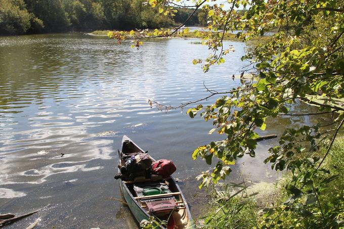 Evelinos ir Karolio nuotr./Fokso upės ramybė