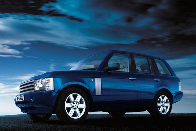 Gamintojo nuotr./Land Rover Range Rover