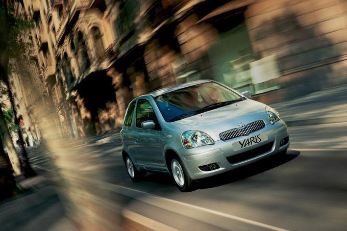 Gamintojo nuotr./Toyota Yaris
