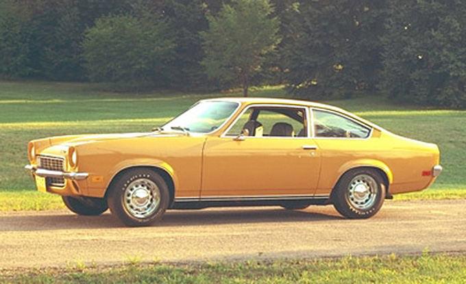 Gamintojo nuotr./Chevrolet Vega
