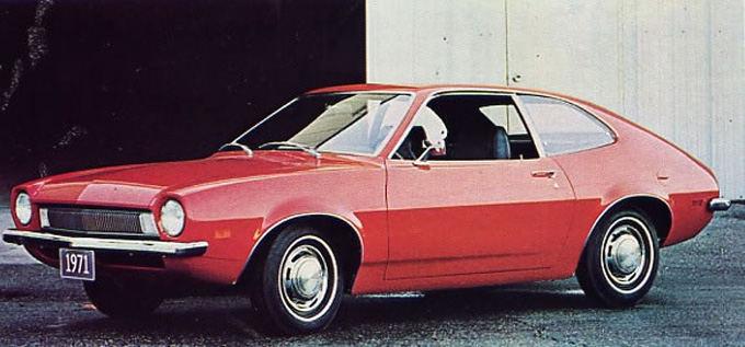 Gamintojo nuotr./Ford Pinto