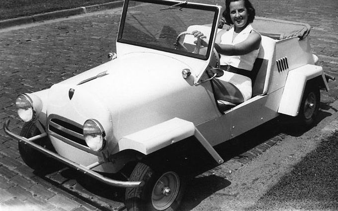 Gamintojo nuotr./King Midget Model III
