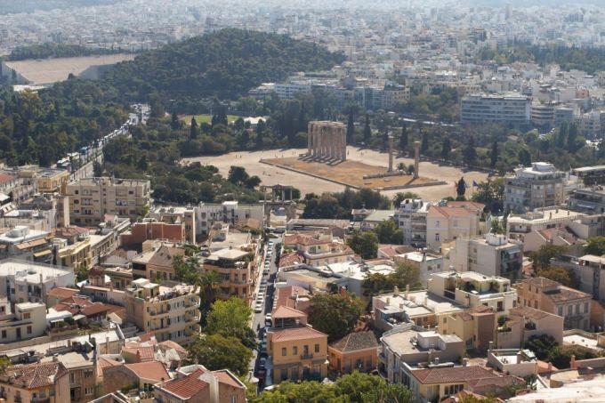 Fotolia nuotr./Atėnai (Graikija)