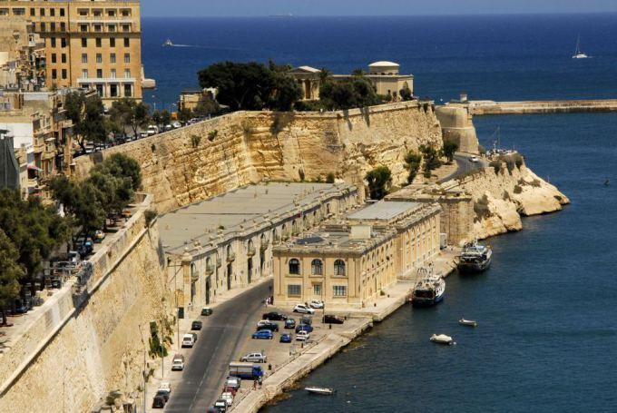 Fotolia nuotr./Valeta (Malta)