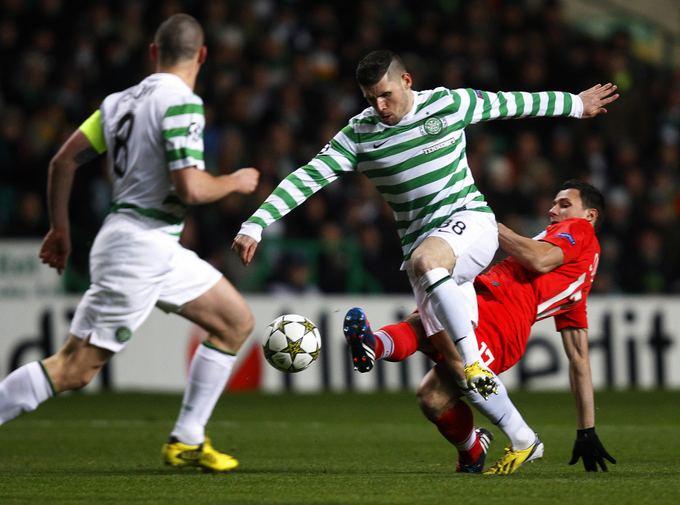Reuters/Scanpix nuotr./Rungtynių akimirka