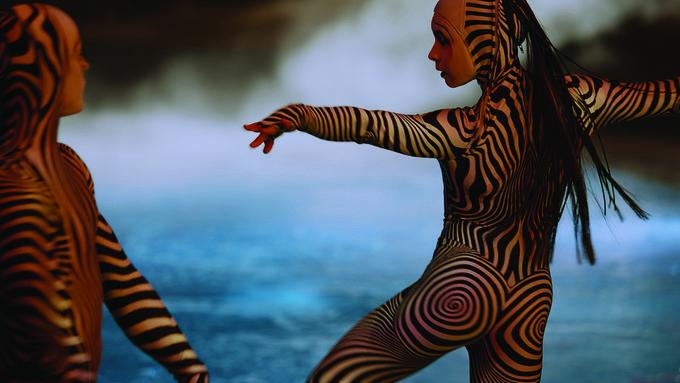 Forum Cinemas nuotr./Cirque du Soleil