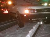 15min.lt nuotr./Automobilio Audi avarija Ukmergės g.