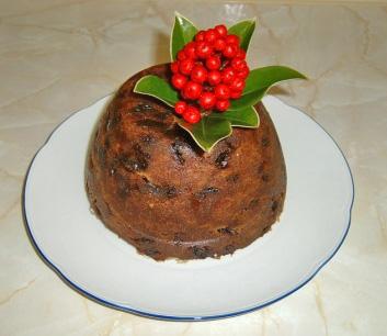 Wikimedia.org nuotr./Kalėdinis pudingas