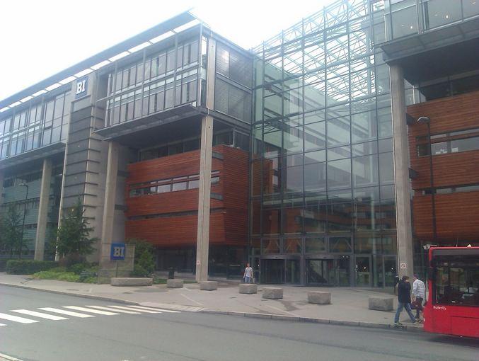 Asmeninio archyvo nuotr. /BI Norvegijos verslo mokykla