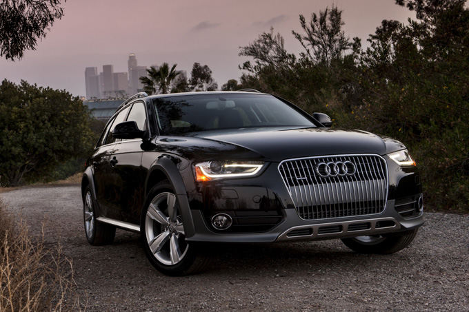Gamintojo nuotr./Audi Allroad
